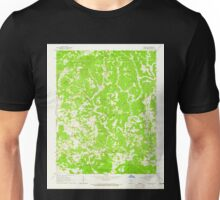 USGS TOPO Map Arkansas AR Pineville 259407 1964 24000 Unisex T-Shirt