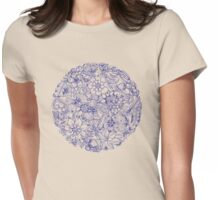 Circle of Friends Womens Fitted T-Shirt