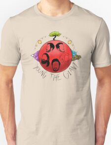 Young the Giant Festive Planet Unisex T-Shirt