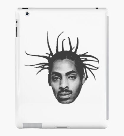 Coolio Head iPad Case/Skin
