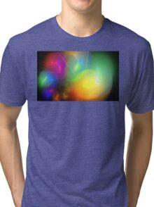 Helium Rainbow Tri-blend T-Shirt