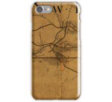 Trenton New Brunswick Turnpike 1800 iPhone Case/Skin