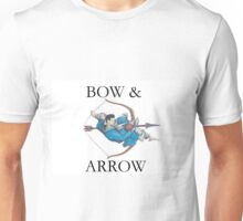 Jiu Jitsu Bow & Arrow Unisex T-Shirt