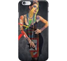 Collage Queen. iPhone Case/Skin