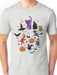 Retro Halloween Unisex T-Shirt