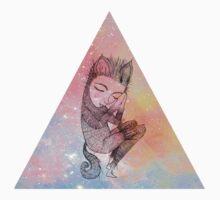 Catskin Nebula Triangle Kids Clothes