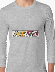 NERD travel mug Long Sleeve T-Shirt