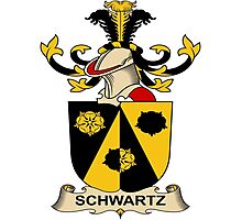 Schwartz Coat of Arms (Austrian) Photographic Print