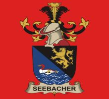 Seebacher Coat of Arms (Austrian) Kids Clothes