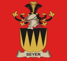 Seyer Coat of Arms (Austrian) Kids Clothes