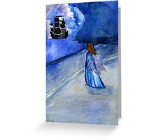 Fairy of the Flying Dutchman Greeting Card