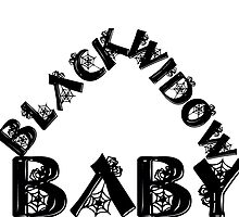 BLACK WIDOW BABY 2 by grumpy4now