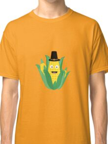 Thanksgiving Corncob Classic T-Shirt