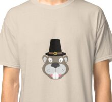 Thanksgiving Beaver Classic T-Shirt