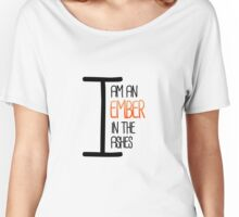 An Ember in the Ashes  Women's Relaxed Fit T-Shirt