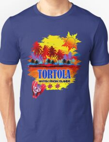 Never Say NO ...to Tortola Party Time T-Shirt