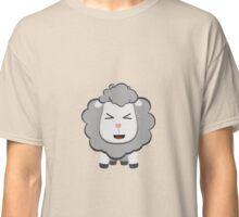 Happy Kawaii Sheep Classic T-Shirt