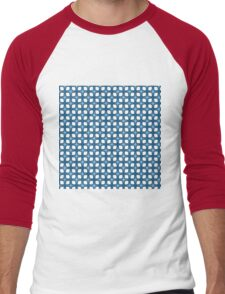 Pattern 359 Men's Baseball ¾ T-Shirt