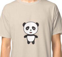 Kawaii Panda Bear Classic T-Shirt