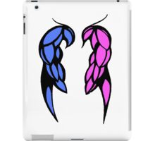 Two Turtle Doves iPad Case/Skin
