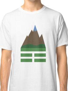 CHING: Gen, The Mountain Classic T-Shirt