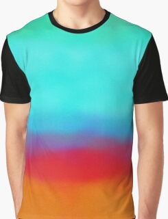 Pretty close to a rainbow pattern honestly Graphic T-Shirt