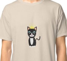 Cat with Crown   Classic T-Shirt