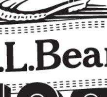 L.L. Bean Logo Sticker
