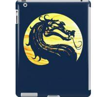 Mortal Kombat Dragon iPad Case/Skin