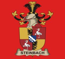 Steinbach Coat of Arms (Austrian) Kids Clothes