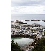 Polly's Cove Photographic Print
