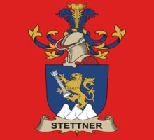 Stettner Coat of Arms (Austrian) Kids Clothes