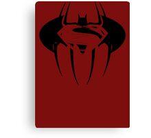 Super Spider Bat  Canvas Print