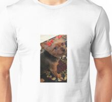 "My Yorkie ""Princess""♡  Unisex T-Shirt"