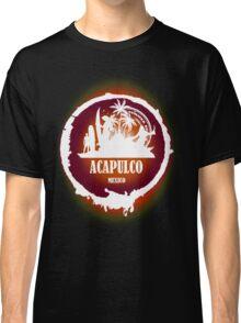 Acapulco Sunset Classic T-Shirt