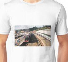 Princess Elizabeth at Exeter St Davids  Unisex T-Shirt