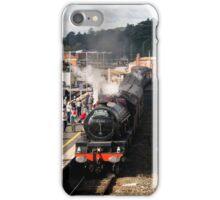 Princess Elizabeth at Exeter St Davids  iPhone Case/Skin