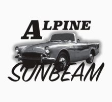 ALPINE SUNBEAM by Thomas Barker-Detwiler