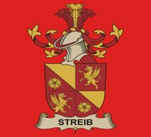 Streib Coat of Arms (Austrian) Kids Clothes