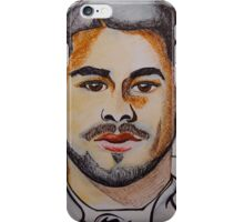 Hayne New South Wales Blues iPhone Case/Skin