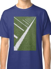 Football Lines Classic T-Shirt