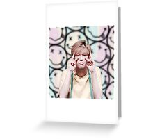 BamBam Greeting Card