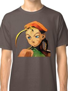 Cammy  streetfighter chick Classic T-Shirt