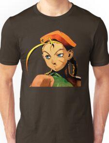 Cammy  streetfighter chick Unisex T-Shirt