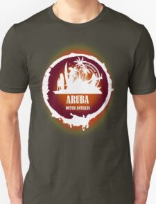 Aruba Sunset  Unisex T-Shirt