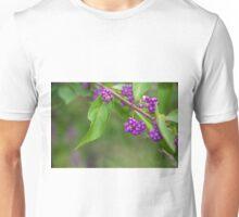 Berry Purple Unisex T-Shirt