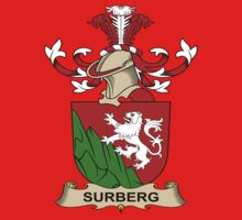 Surberg Coat of Arms (Austrian) Kids Clothes
