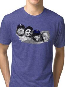 Dodgers Mt. Rushmore Tri-blend T-Shirt