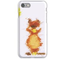 Abstract Owl iPhone Case/Skin