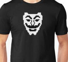 Fsociety Mask (Mr. Robot) Unisex T-Shirt